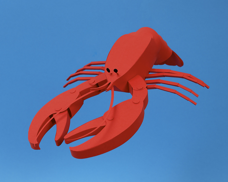 Helen Friel - Lobster